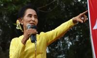 Elections au Myanmar : vers une victoire écrasante pour le parti d'Aung San Suu Kyi
