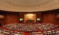 L'Assemblée nationale adopte la résolution sur la répartition budgétaire 2016