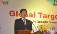 Le Vietnam propose des solutions de gestion intégrée des océans