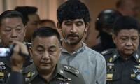 Deux hommes inculpés pour l'attentat de Bangkok