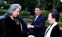 La vice-présidente bulgare au Vietnam