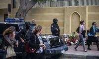 4 policiers tués par des hommes à moto près du Caire