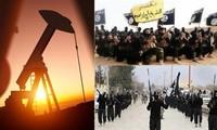 Les ressources pétrolières de l'Etat Islamique en chute libre grâce aux frappes russes
