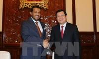 Le Qatar souhaite investir dans de grands projets au Vietnam