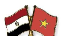 L'Egypte est un partenaire important du Vietnam