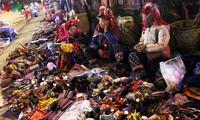 Le marché nocturne de Sapa