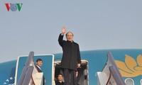 Le président de l'Assemblée nationale est arrivé à Pékin