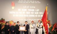 L'Ecole des beaux arts du Vietnam souffle ses 90 bougies