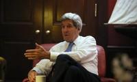 John Kerry énumère sept importantes réalisations diplomatiques américaines