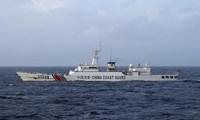 4 bateaux armés chinois pénètrent dans les eaux territoriales japonaises