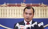 Le Vietnam conteste la carte publiée par l'OACI de la FIR de Sanya