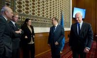 Syrie : désaccords sur la participation de l'opposition à Genève