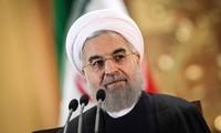 Le président iranien en visite en Europe