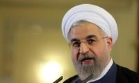 Rohani: l'Iran est un pôle de stabilité ouvert aux investissements