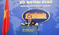 L'OACI a modifié sa carte de la FIR de Sanya, à la demande du Vietnam