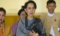 Myanmar: entrée en fonction du parlement dominé par la LND