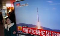 Le tir d'une fusée nord-coréenne suscite un tollé international