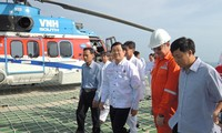 Tet: Truong Tan Sang se rend dans la province de Ba Ria Vung Tau