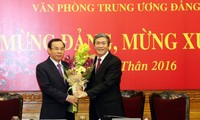 Nguyen Van Nen nommé chef du bureau du CC du PCV