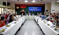Premières conférences consultatives régionales en vue des prochaines législatives