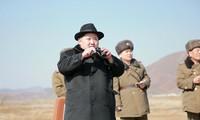 Kim Jong-un a supervisé des exercices aériens