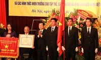 Le centre d'anesthésie de l'hôpital Viet Duc reçoit le titre de Héros du Travail
