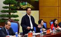 Le PM demande l'intensification du travail d'émulation et de récompense