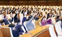 Le bureau de l'Assemblée nationale présente 77 candidats aux prochaines élections