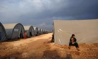 Grèce: les conditions de vie des migrants sont critiquées