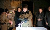 Pyongyang annonce des tests de tirs nucléaires
