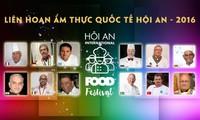 Le festival gastronomique international de Hôi An 2016