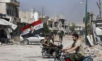 Après 5 ans de guerre, une Syrie ravagée toujours dans l'attente de paix