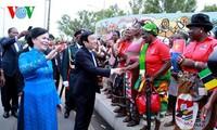Résultats de la récente tournée du président Truong Tan Sang