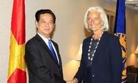 Le FMI continuera à appuyer le développement du Vietnam