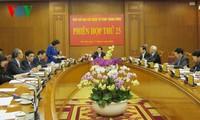 25ème réunion de la Direction centrale de la réforme judiciaire