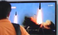 Séoul condamne les tirs de missiles balistiques du Nord