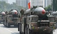 Pyongyang effectue de nouveaux tirs balistiques