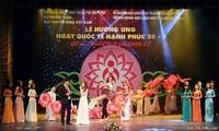 Hanoi fête la Journée internationale du bonheur