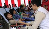 Don de sang: 120.000 unités devraient être recueillies en avril 2016