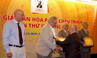Remise des prix Phan Chau Trinh 2016
