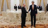 Poutine-Kerry : volonté de trouver des points de convergence sur la Syrie