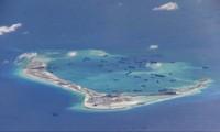 Washington ne reconnaitra pas les zones de contrôle chinois en mer Orientale