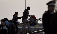 La Grèce renvoie 202 migrants en Turquie