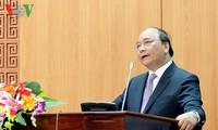 Nguyen Xuan Phuc, candidat au poste de Premier ministre