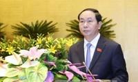 L'Assemblée nationale vote la fin du mandat de la vice-présidente Nguyen Thi Doan