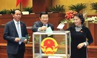 L'Assemblée nationale vote la composition du nouveau gouvernement