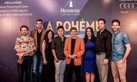 La Bohème sera jouée au 20e concert Hennessy à Hanoi