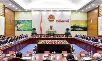 Première session gouvernementale sous la houlette du PM Nguyen Xuan Phuc