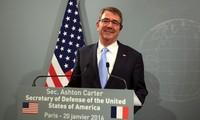 Le chef du Pentagone en visite au Moyen-Orient