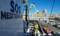 Libye: 108 migrants secourus par l'association SOS Méditerranée